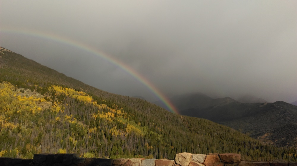 rmnp, rainbow